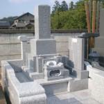 鶴ヶ島市の満福寺墓地にて、和型墓石を建立いたしました