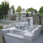 大里郡寄居町の高蔵寺墓地にて五輪塔をおつくりいたしました