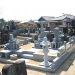 本庄市児玉町の寺院墓地にて、古式宝篋印塔をおつくりしました