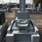 熊谷市の真光寺墓地にてお墓の継承を考えたお墓づくりをいたしました
