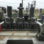 大里郡寄居町富田にある不動寺に月命日のお参りにいきました。