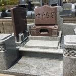 お客様の声をご紹介します。滑川町K様/お墓の移転工事