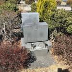 秩父聖地公園にて墓じまいが完了しました。