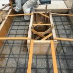群馬県前橋市の長桂寺様でお墓の基礎工事をしました。