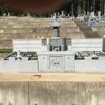 比企郡滑川町成安寺様に33回忌までの供養付お墓と永代供養墓が完成しました。