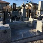 深谷市にて墓地リホーム工事が完了しました。