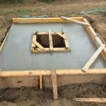 深谷市にて基礎工事が完成しました。