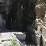 青木石のふるさと讃岐広島で青木石の石の採石場を訪問しました。
