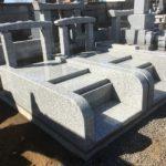 鶴ヶ島市満福寺様にて外柵付墓地が完成しました。